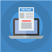 Get posts from page and profile on facebook - FPlus