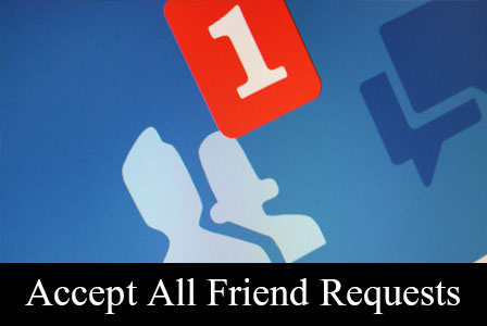 Accept friends request cookie facebook - FPlus Token & Cookie